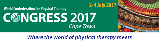 World Confederation for Physical Therapy 2017